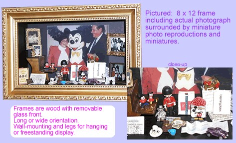 Personalized gifts- Shadow boxes, creative wedding gifts ...